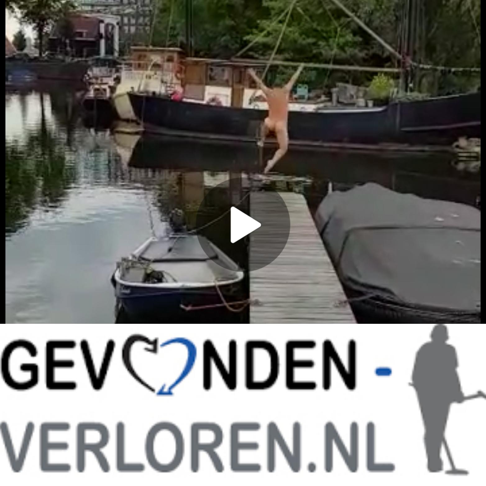 Ring 100 Van 2018 Duiken In Amsterdam Met De Mi-6 XP