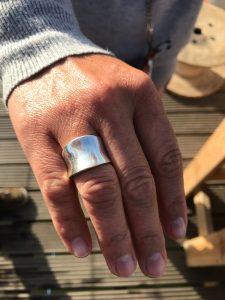 de verloren ring