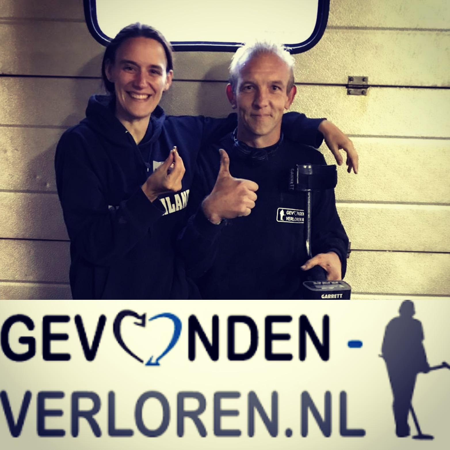 Ring 274 Teruggevonden In België Met Geert En Danny