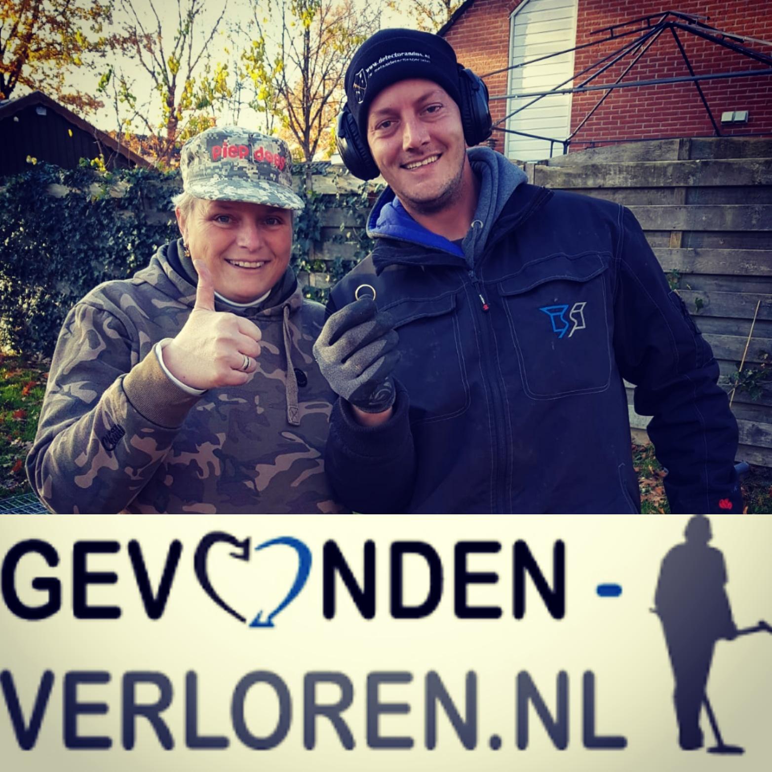 Trouwring Verloren In Friesland, Maar Terug Gevonden Binnen 5 Minuten