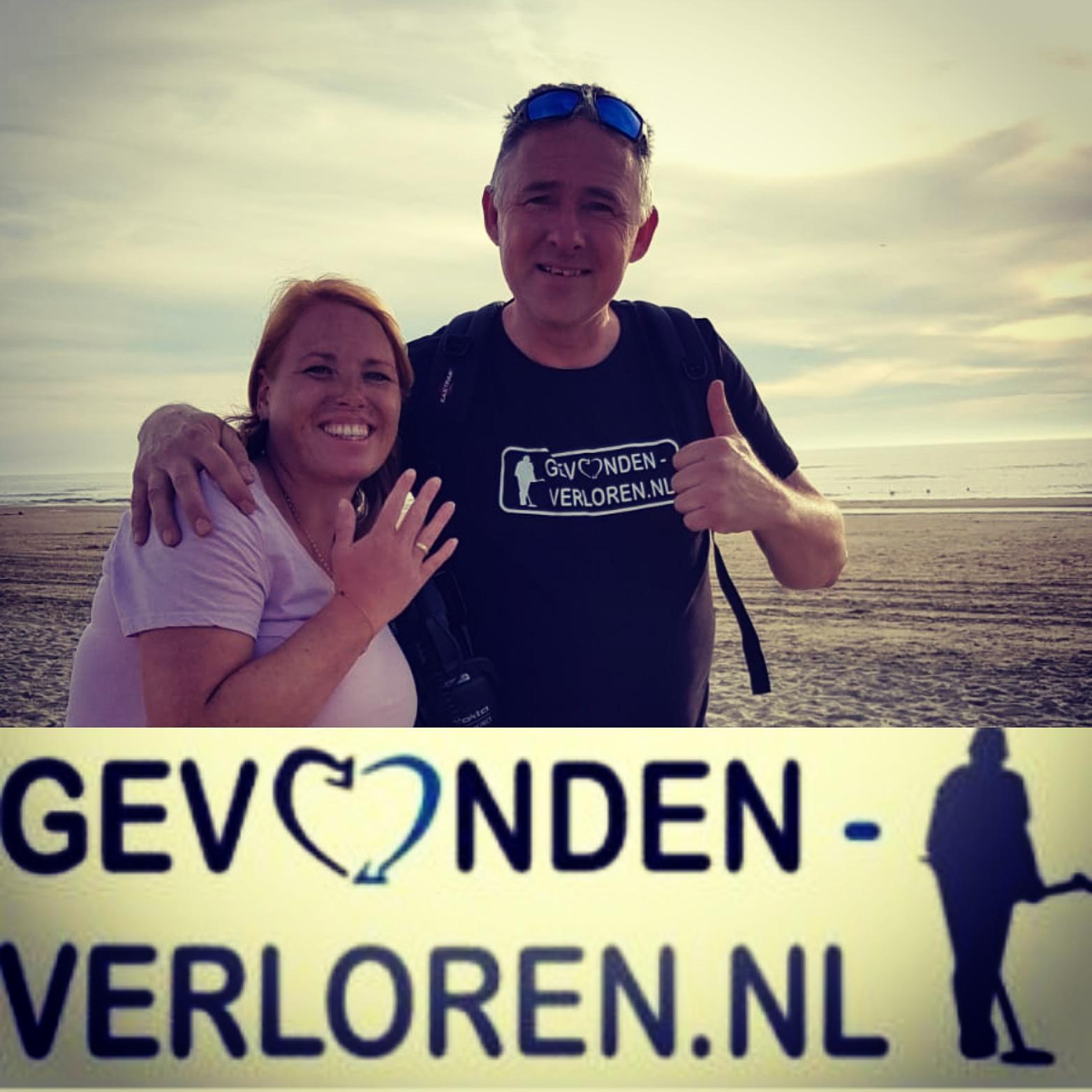 Ehering Gefunden!  Trouwring Verloren Op Het Strand Van Zandvoort.