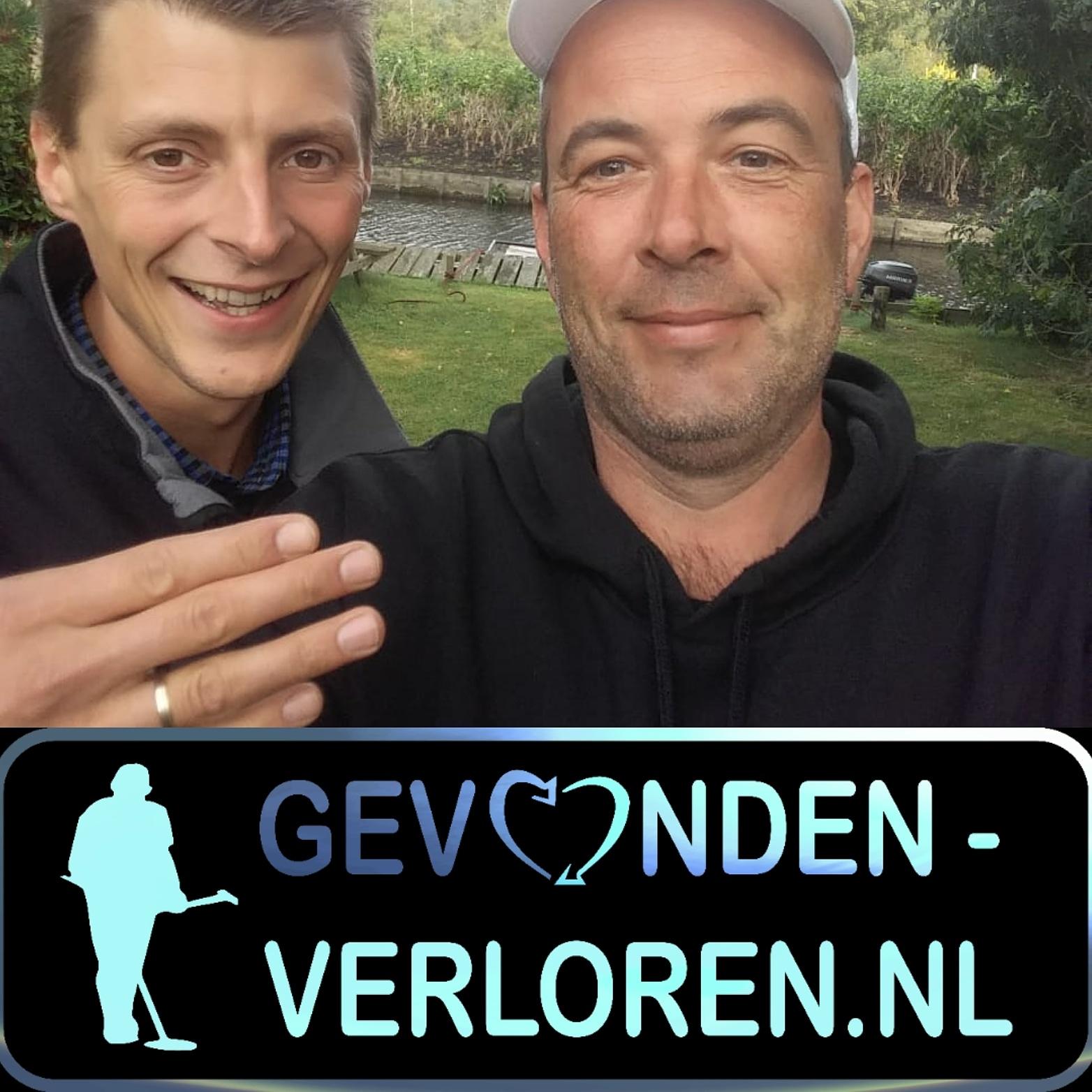 Recreatie Eilandje Beetje Chillen, STRESS Trouwring Verloren.