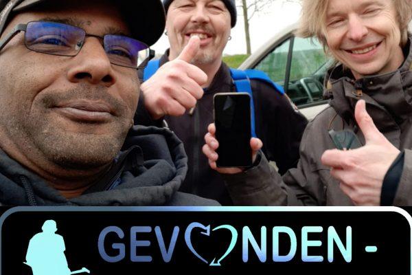 Telefoon verloren? Gevonden verloren.nl biedt hulp
