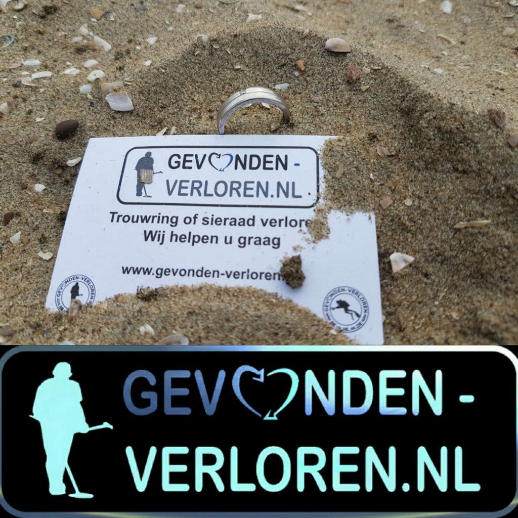 Zoektocht Scheveningen na mooie warme dag!