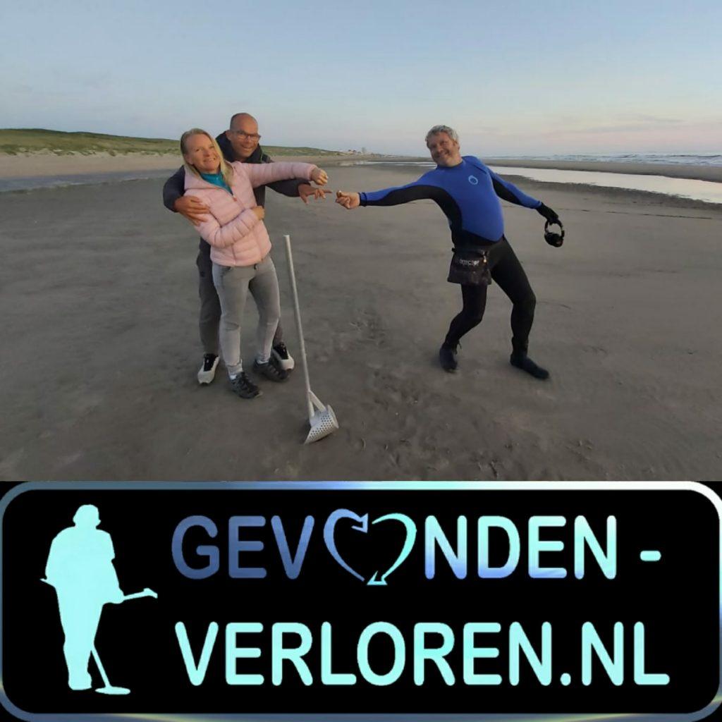 Noordwijk noodoproep strand, Neeee mijn trouwring is weg