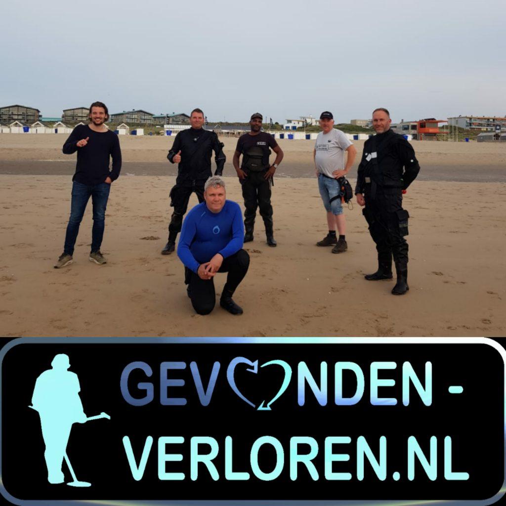 Geen woorden maar daden, Katwijk aan Zee