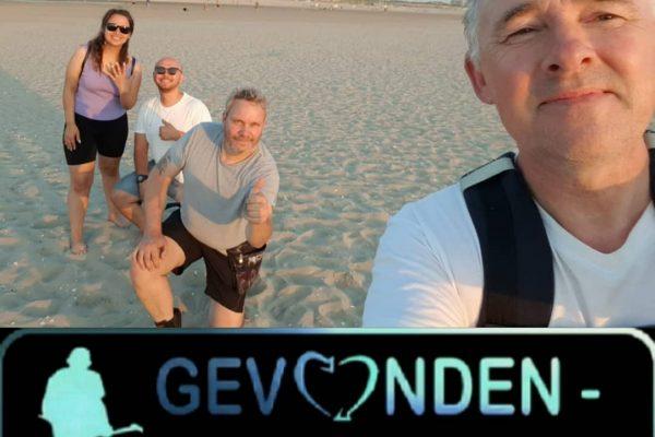 Trouwring verloren op het strand? Gevonden-verloren.nl. Wij kunnen helpen