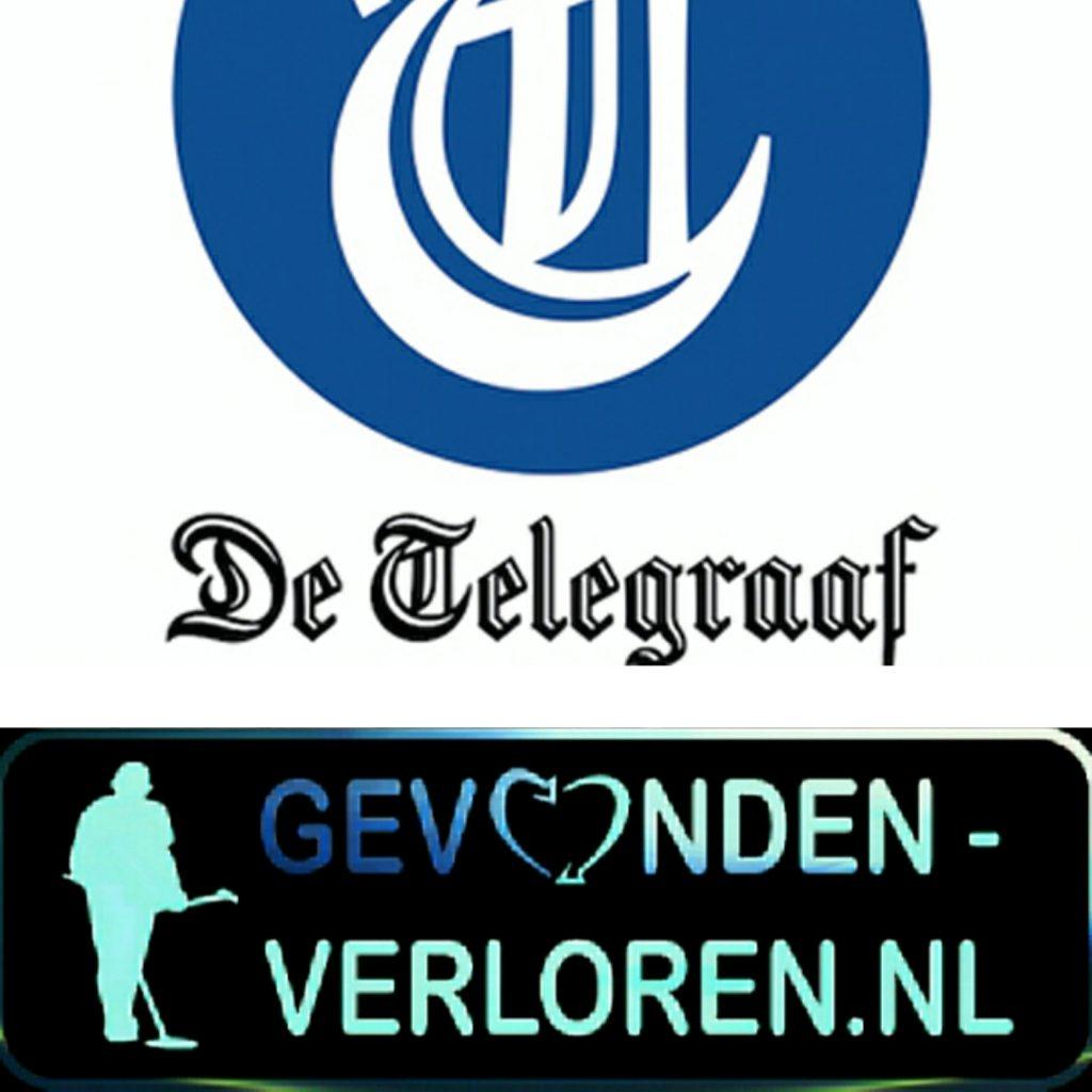 Een mooi Interview met de Telegraaf.