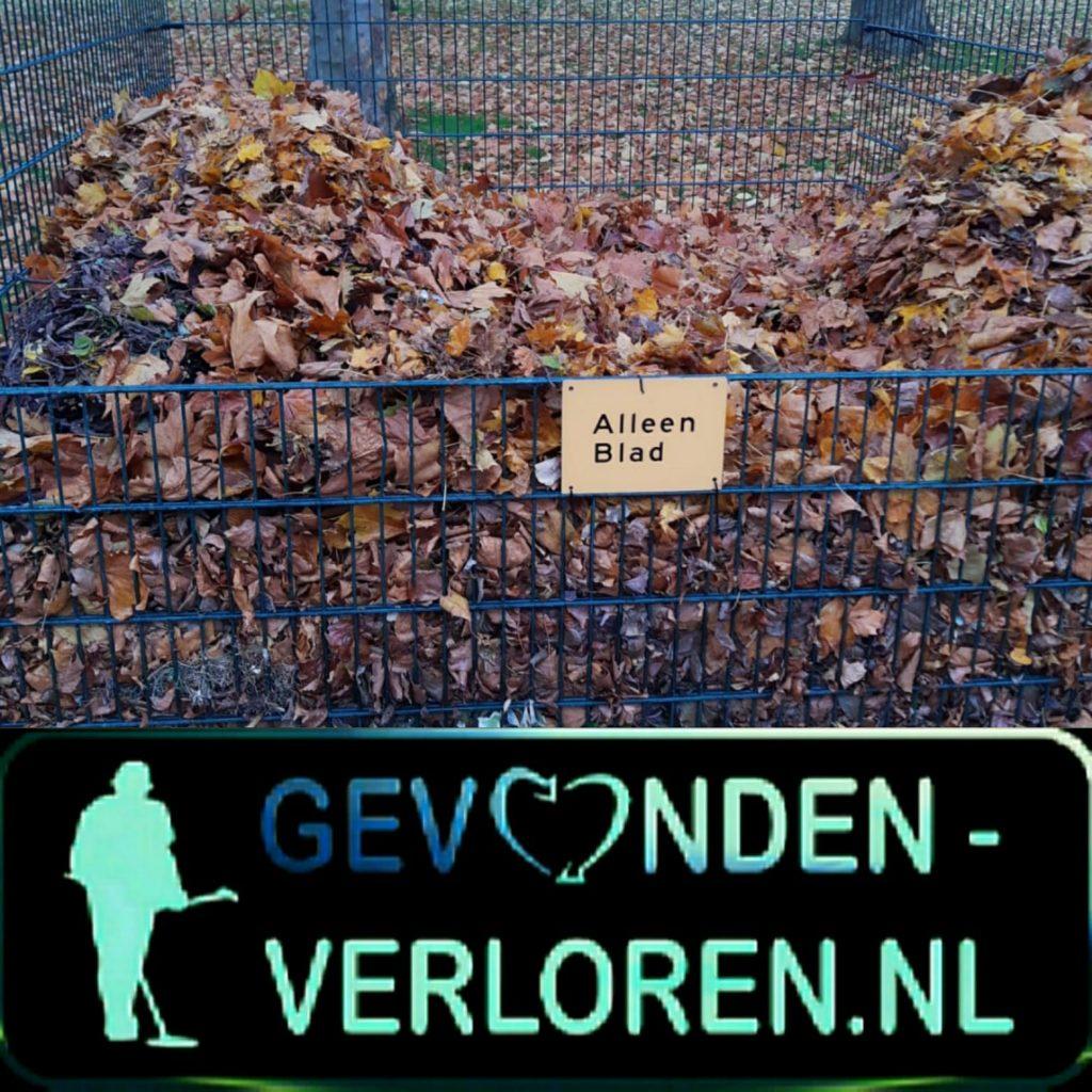 Oudenbosch niet alleen het blad werd opgeruimd!