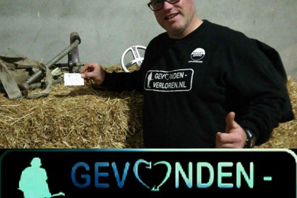 Raymond Bloemendaal, vrijwilliger stichting gevonden-verloren.nl