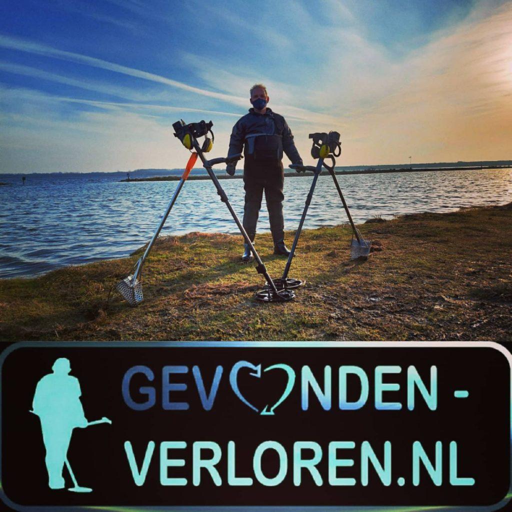 Oostvoornse meer, ruzie wat doe je dan… je gooit je trouwringen weg..