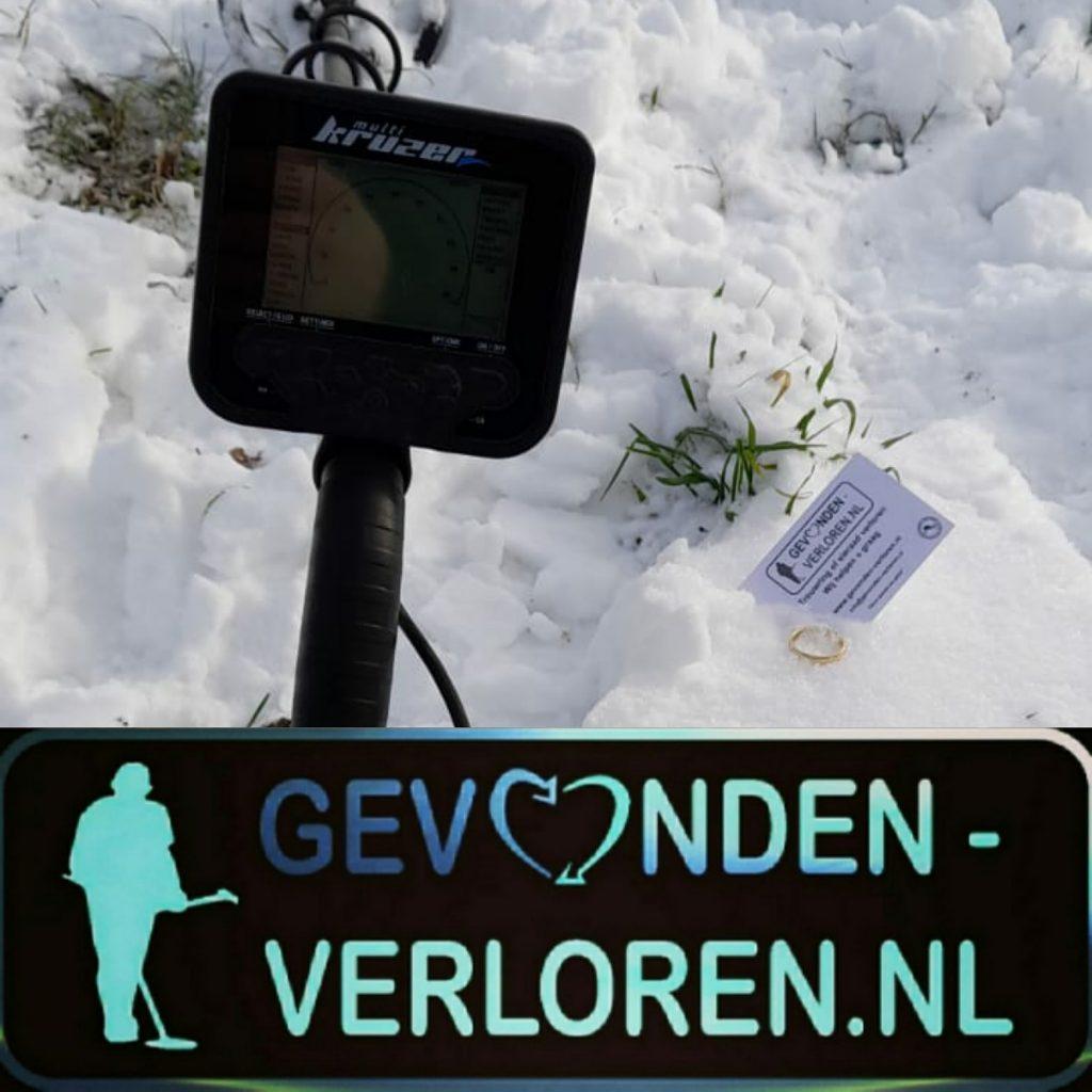 Ed helpt even snel in Zoetermeer