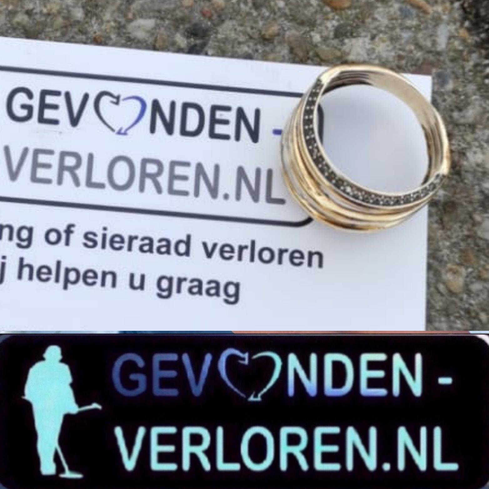 eenden voeren, ring verloren, Sylvia Verschuren, Delft waadbroek