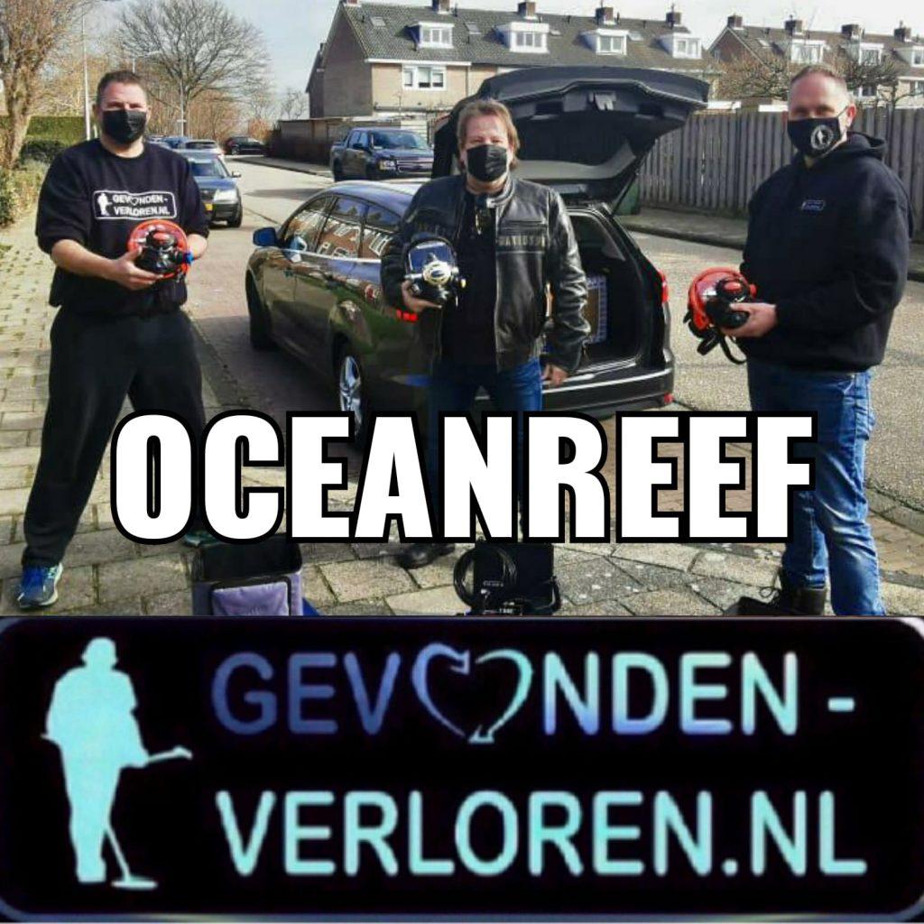 Ocean Reef Group helpt gevonden-verloren.