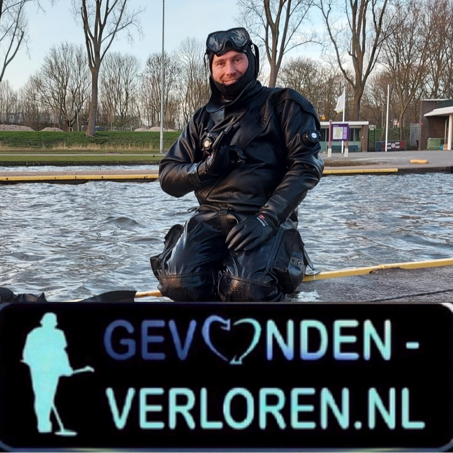 Duiker Martijn Hendriks. Bosbaan Amsterdam. Telefoon gevonden. Telefoon verloren