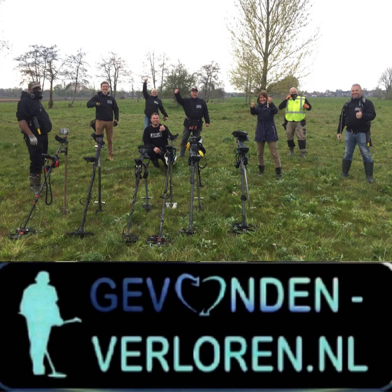 vrijwilligers Stichting gevonden-verloren