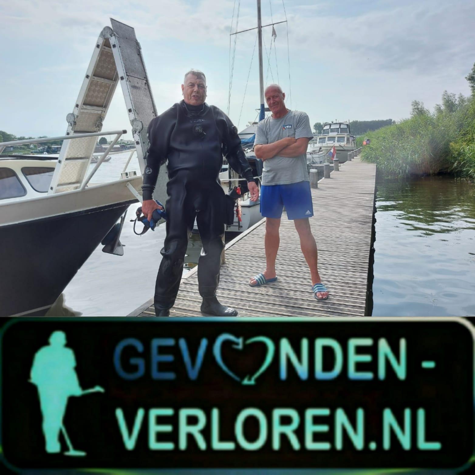Bril te water? Wij kunnen helpen. Gevonden-verloren.nl