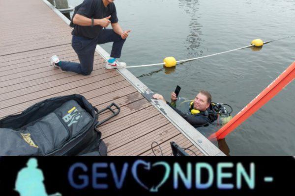 IPhone te water? Wij kunnen helpen. Gevonden-verloren.nl